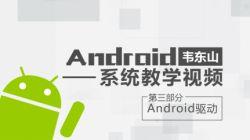 第3部分_Android驱动